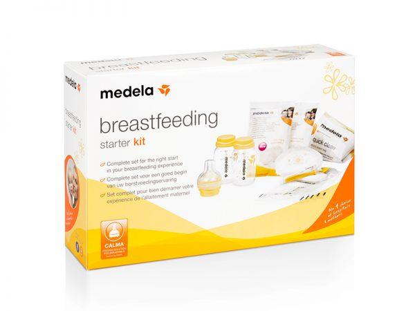 Kit básico de lactancia
