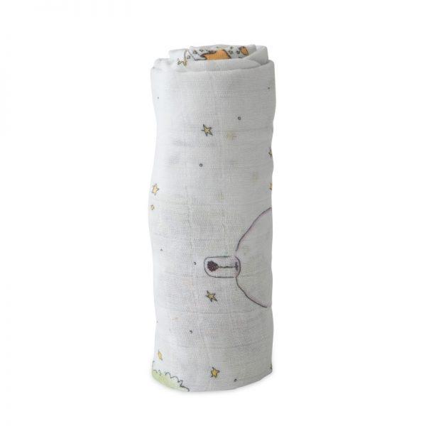 Muselina de algodón